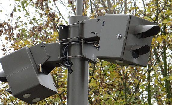 Veiliger door slimme camera's