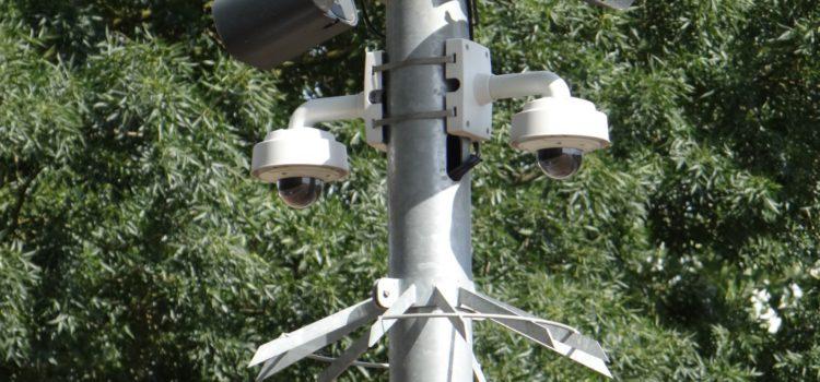 Plaatsing van ANPR-camera's op drie locaties