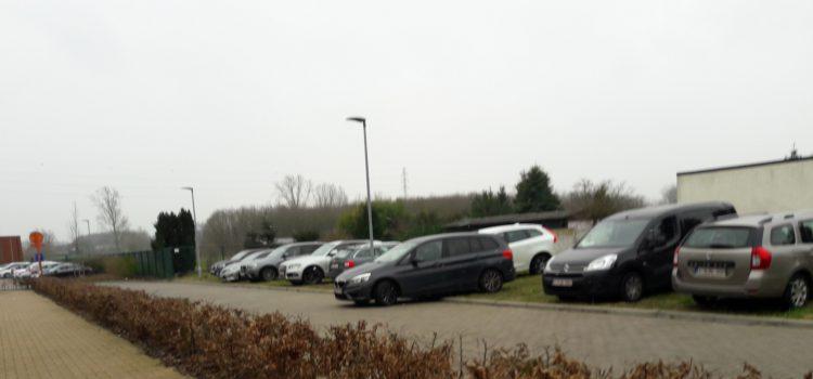 Aanleggen van bijkomende parking aan school De Regenboog Elewijt